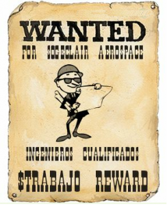 Wanted Ingenieros